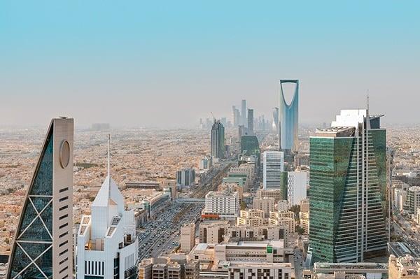 Asendia Saudi Arabia Destination