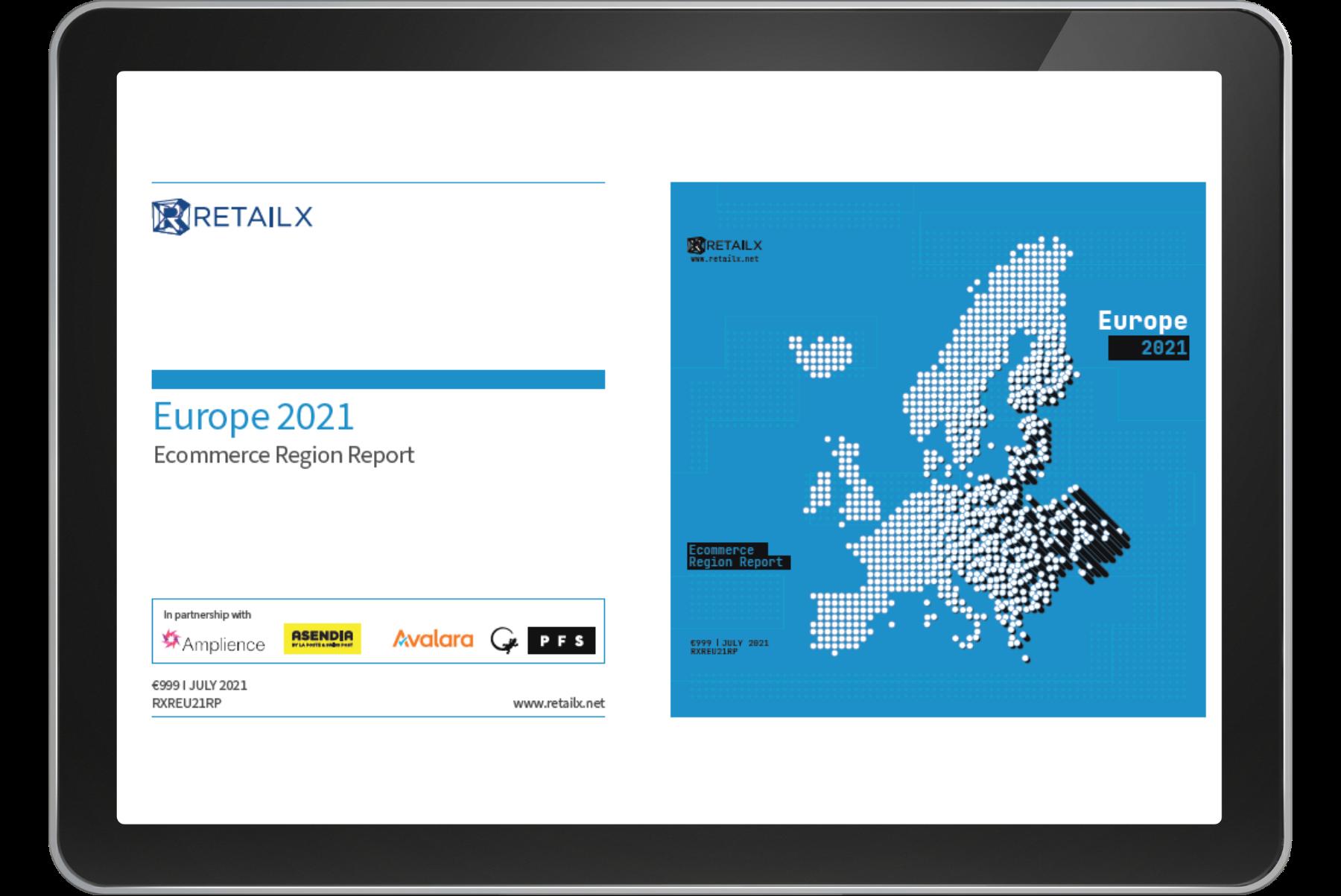 Europe 2021 e-commerce region report