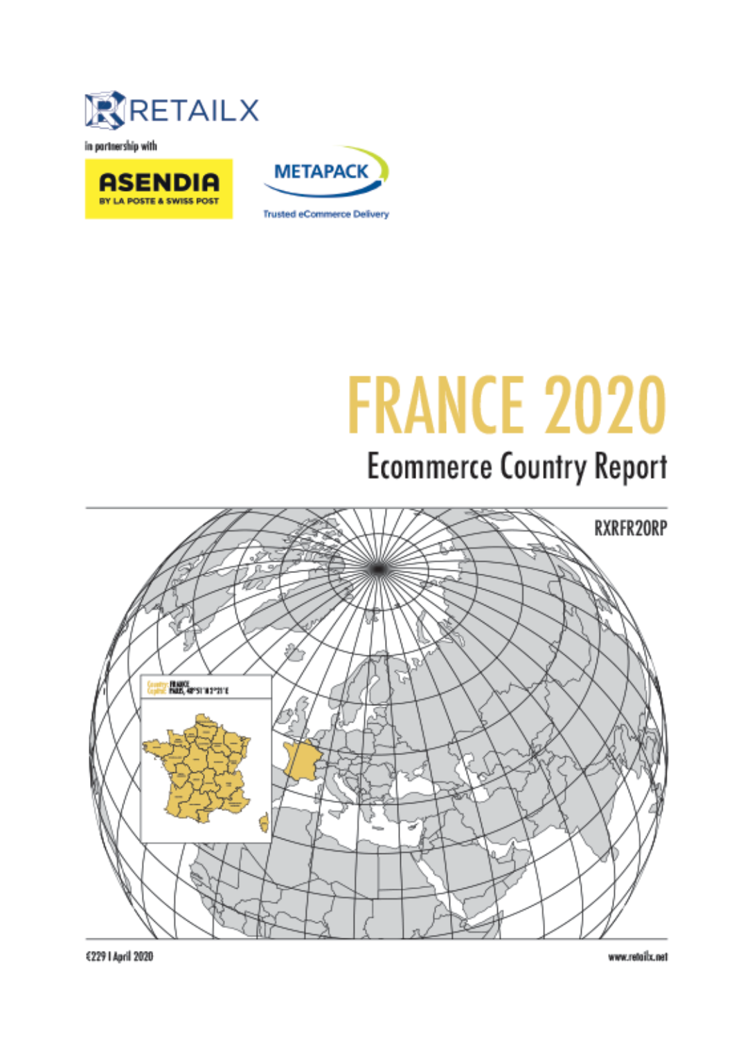 France 2020 Ecommerce Country Report_cover