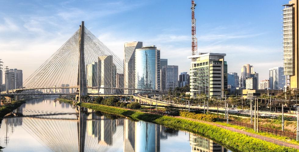 Sao Paolo City, Brazil